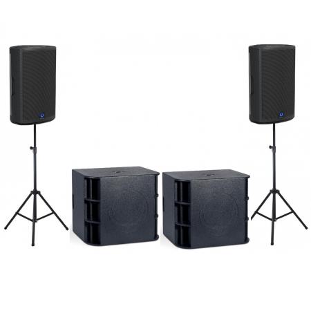 Turbosound Milan Pro Set