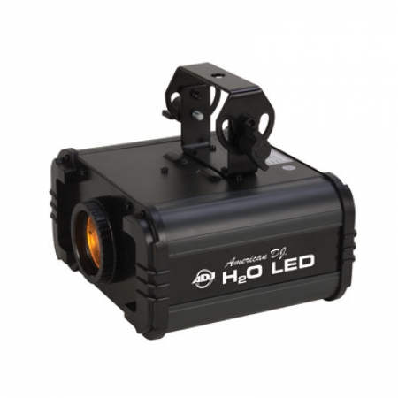 h2o led water effect light hire