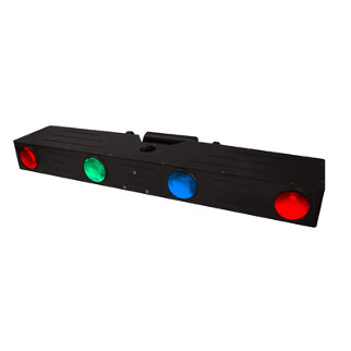 kam led quadbar 1 dmx d1