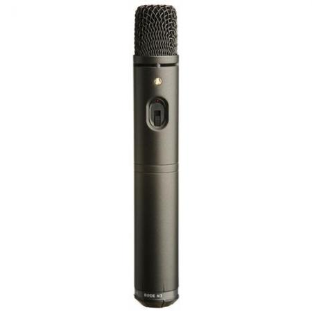 rode m3 condenser microphone hire