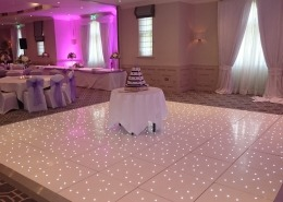 Dancefloor Hire at Wotton House Dorking Guildford London