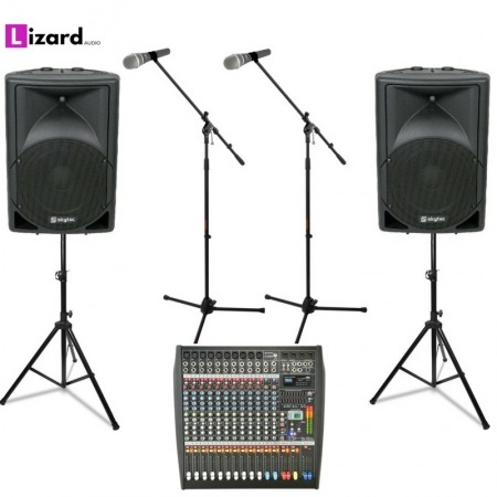 vocal performer package