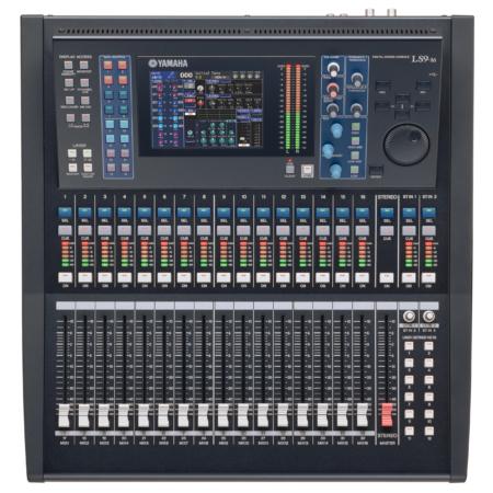 Yamaha LS9 16 Mixing Desk Digital Mixer Hire scaled