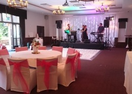 devere arden suite LED Dancefloor