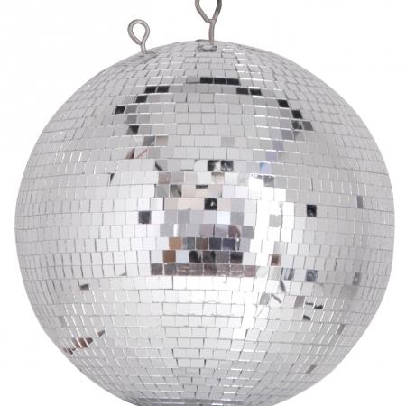 mirror glitter ball