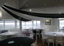 skylarks dining room drapes