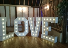 5ft vintage love at the clock barn tufton warren
