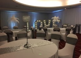 marriott portsmouth room drape 5ft love chair covers feathers
