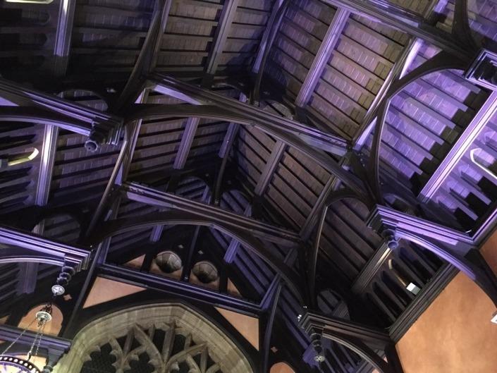 cowdray house bucks hall ceiling lighting