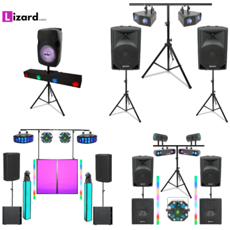 New DJ Party Systems