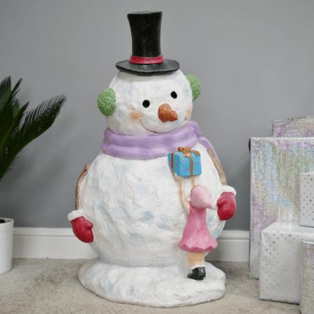 CHRISTMAS GIANT SNOWMAN DECORATION